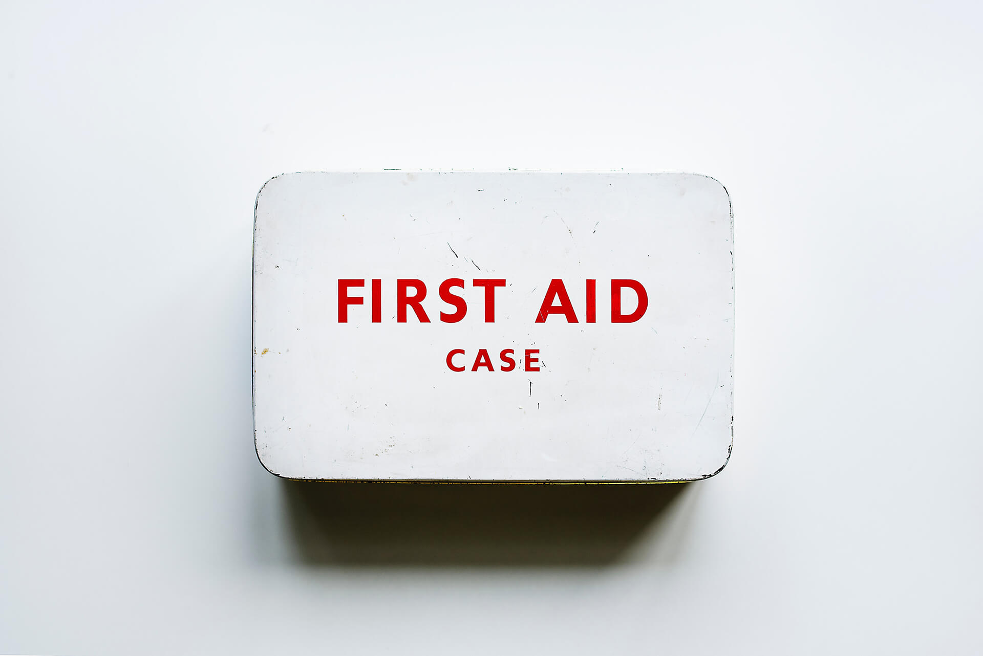First aid 3 course details
