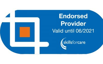 AVC Training celebrates becoming a Skills for Care endorsed provider